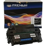 NXT Premium Compatible Black MICR HP 55A Toner Cartridge (CE255A)