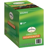 Twinings Green Tea Decaf Tea, Keurig K-Cup Pods, 24/Box (F12972)