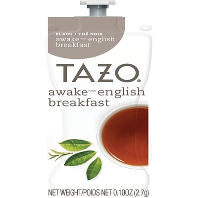 MARS DRINKS™ Flavia® Tazo® Awake English Breakfast, 80/CT