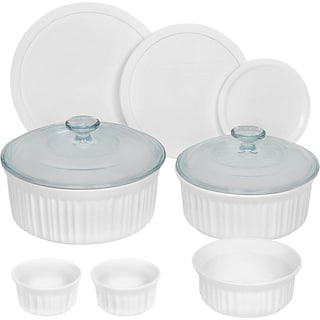 Corningware 10-pc Set with $500 order