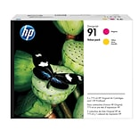 HP 91  Printhead, 91 Magenta/Yellow Value Pack