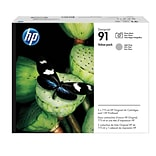 HP 91  Printhead, 91 Photo Black/Light Gray Value Pack