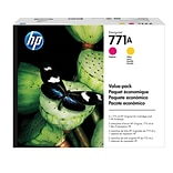 HP 771  Printhead, 771 Magenta/Yellow Value Pack