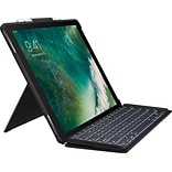 Logitech Slim Combo for iPad Pro (1st and 2nd generation), Black (920-008432)