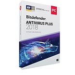 Bitdefender Antivirus Plus 2018 10 Users 3 Year for Windows (1-10 Users) [Download]