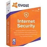 Avast Internet Security 2018, 1 PC 2 Year for Windows (1 User) [Download]