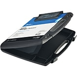 Quill Brand® Portable Storage Clipboard with Calculator