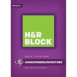 H&R Block 17 Deluxe for Windows (1 User) [Download]