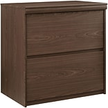 Tiverton Lateral File Cabinet, Resort Cherry