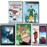 FREE Holiday DVD Set when you spend $325
