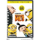 Despicable Me 3 DVD with $75 order