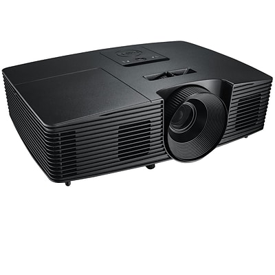 Dell Professional Projector Business (PROJ-P318S) DLP, Black