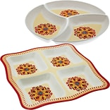 Melamine 4PC Serving Set with $150