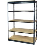 398658c92d4 Edsal 6-Shelf Steel Storage Shelving