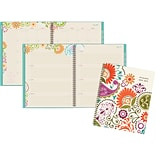 2018-2019 AT-A-GLANCE® Garden Party Academic Weekly/Monthly Planner, 8-1/2 x 11 (150-905A-19)