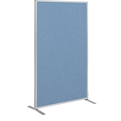 Best-Rite Fabric Standard Modular Panel, 5 x 3, Blue