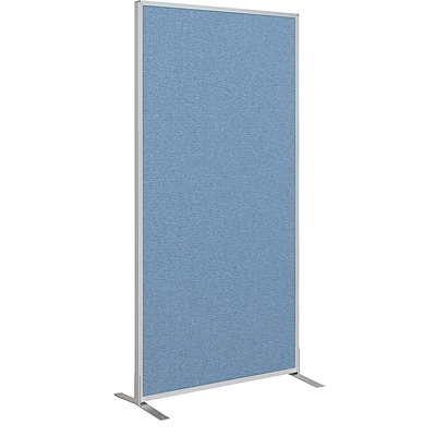 Best-Rite Fabric Standard Modular Panel, 6 x 3 Blue