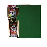 Cynthia Rowley Memo Pad with Pen, 2 Pack, Assorted, Marble (50754)