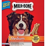 Milk Bone Original Dog Biscuits, Medium, 10 lbs (SMU9501)
