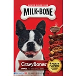 Milk Bone Gravy Bones Dog Biscuits, Small, 19 oz (SMU94203)