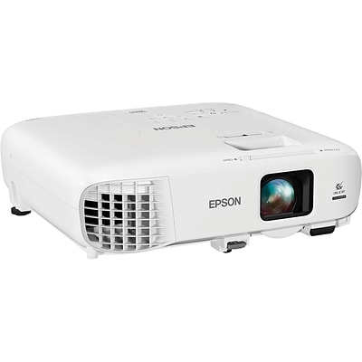 Epson PowerLite 2247U Business (V11H881020) LCD Projector, White
