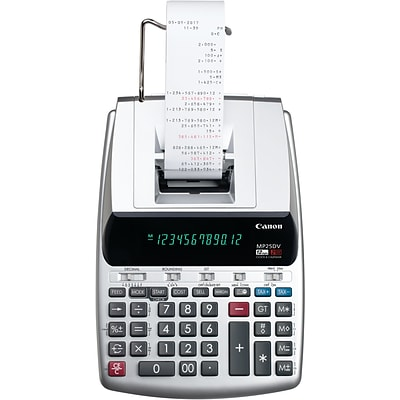 Canon Desktop Printing Calculator (MP25DV)