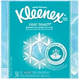 Kleenex® Cool Touch™ Moisturizing Facial Tissues; Assorted Package Design, 2-Ply