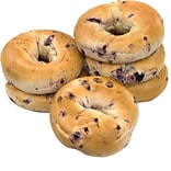 National Brand Fresh Blueberry Bagels, 6/Pack (900-00007)