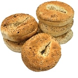 National Brand Fresh Everything Bagels, 6/Pack (900-00009)