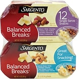 Sargento Balanced Breaks, 12/Pack (902-00006)