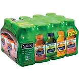 Naked Juice Variety Pack, 10 oz., 12/Pack (902-00054)