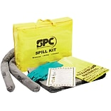 SPC® Portable Economy Spill, Kits, 5 gal, Universal, 5/CT