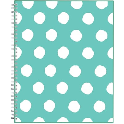 2018-2019 Blue Sky Weekly/Monthly Planner, Penny, 8-1/2 x 11 (105943-A19)