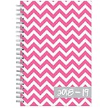 2018-2019 Blue Sky Academic Dabney Lee, Weekly/Monthly Planner, Ollie, 5 x 8 (BSK-100291-A19)