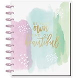 The Happy Planner® 2018-2019 BIG 18 Month Planner, Beautiful (PLNE-17)