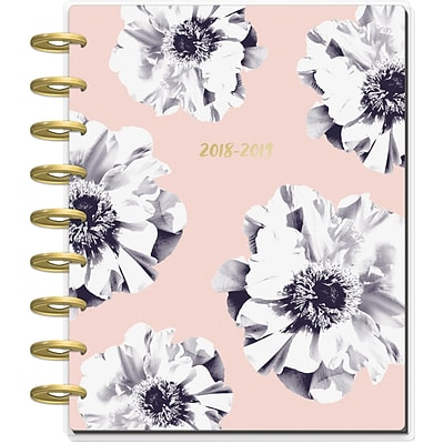 The Happy Planner® 2018-2019 Classic 18 Month Planner, Bright & Beautiful (PLNR-63)