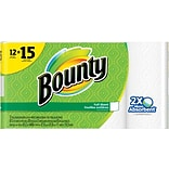 Bounty® 2-Ply Paper Towels, 50 Sheets/Roll,...