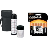 FREE Insulated Beverage and Soup Mug Set Wh...