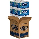 Quilted Northern Ultra Soft & Strong Toilet Paper 48 Rolls/Case (94313)
