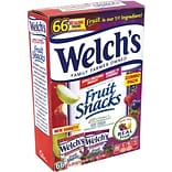 Welchs Berries N Cherries & Apple Orchard Medley Fruit Snacks, 66 Count (12165)