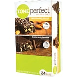 ZonePerfect Nutrition Bars Variety Pack, 1.58 oz, 24 Count