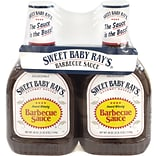 Sweet Baby Rays Barbecue Sauce, 40 oz, 2 Pack (220-00586)