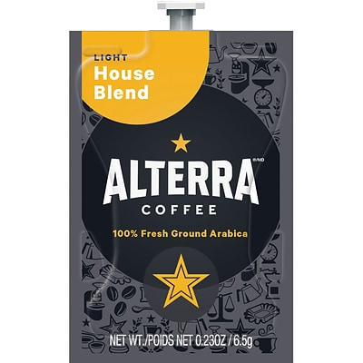 MARS DRINKS™ Flavia® Coffee ALTERRA® House Blend Freshpacks 100/Ct