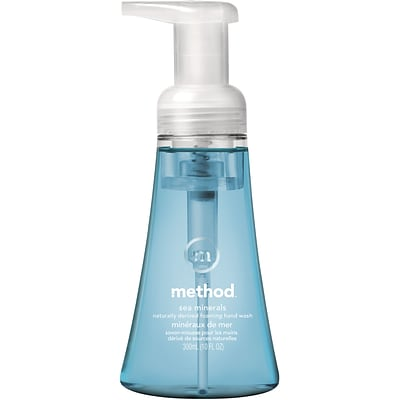 Method® Sea Mineral Foaming Hand Wash, 10 oz.