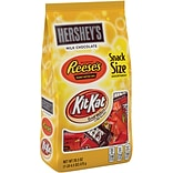 Hershey Snack Size Assortment, 20.3 Oz (209-00315)