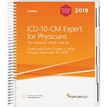 Optum™ 2019 ICD-10-CM Expert for Physicians, Spiral