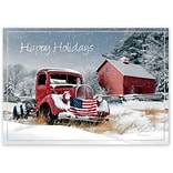 Holiday Expressions®, Rustic Glory With Self Stick Envelope