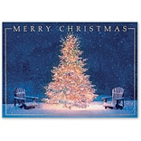 Holiday Expressions®, Spectacular Glow With Gummed Envelope