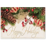 Holiday Expressions®, Winterberry Cheer With Self Stick Envelope