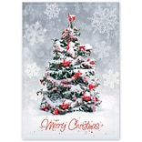 Holiday Expressions®, Christmas Surprise Christmas Cards With Gummed Envelope